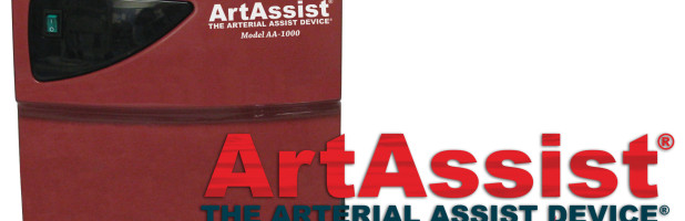 artassist to treat lower limb ischemia